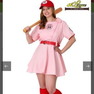 Other - Plus Size A League of Their Own Halloween Costume